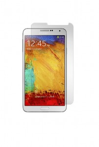 GALAXY NOTE 3 TEMPERED GLASS SCREEN PROTECTOR – CLEAR